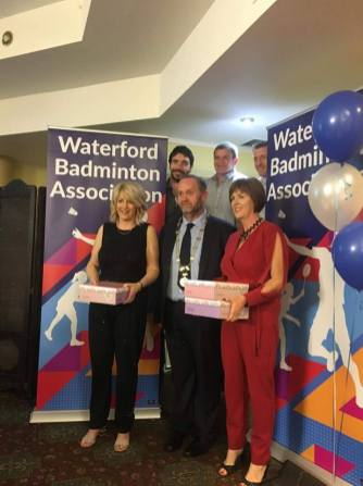 Waterford presentation night 11