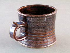 One Finger Tenmoku Mug