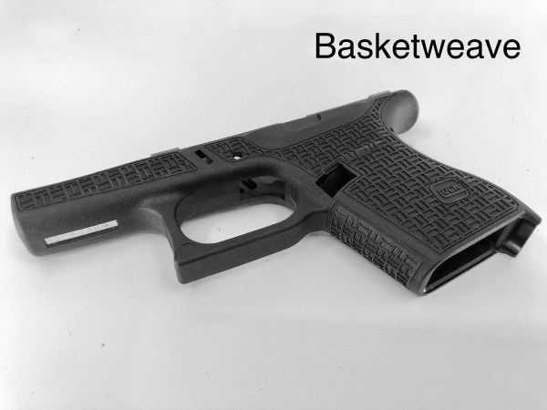 Glock Stippling - ALPHA Package