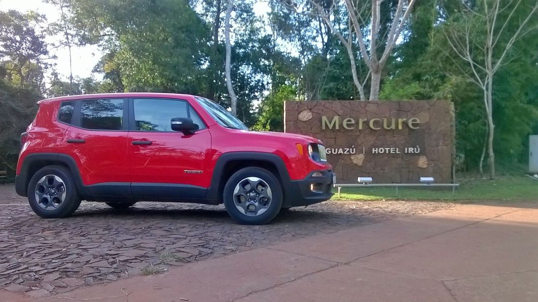 RENEGADE MERCURE