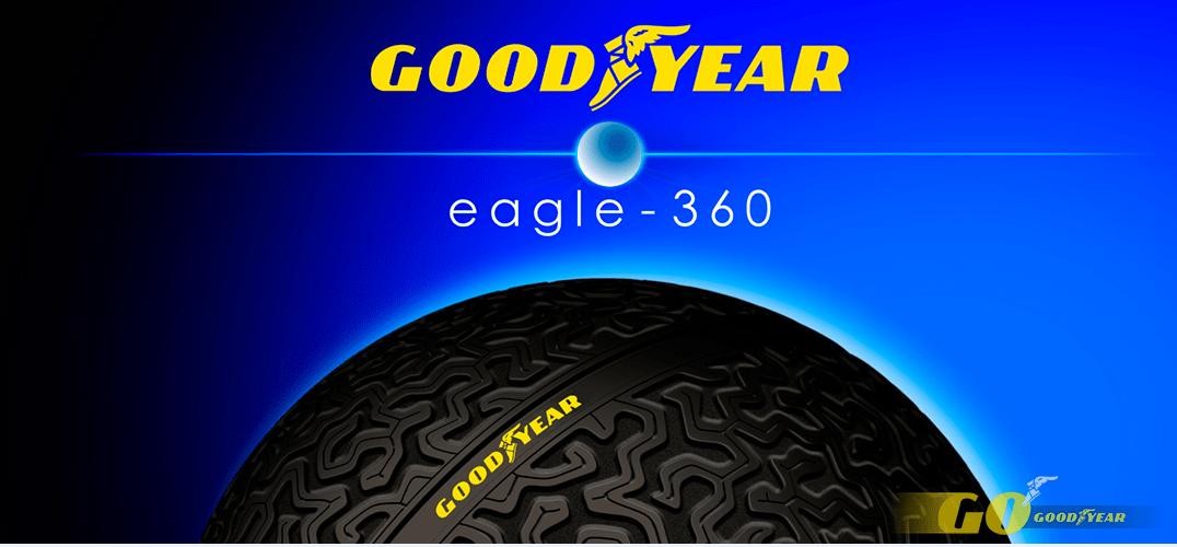 Neumático Eagle 360