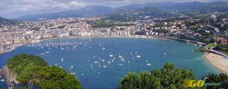 San Sebastián costa - Kilómetrosquecuentan