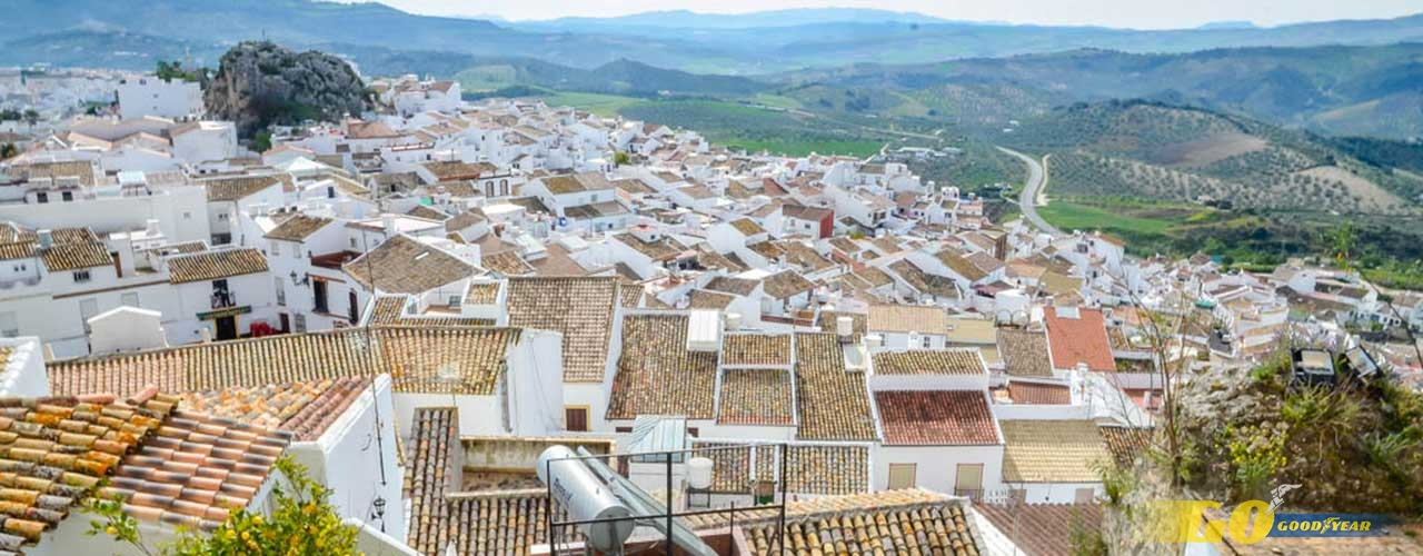 Pueblos blanco Cádiz - Kilometrosquecuentan