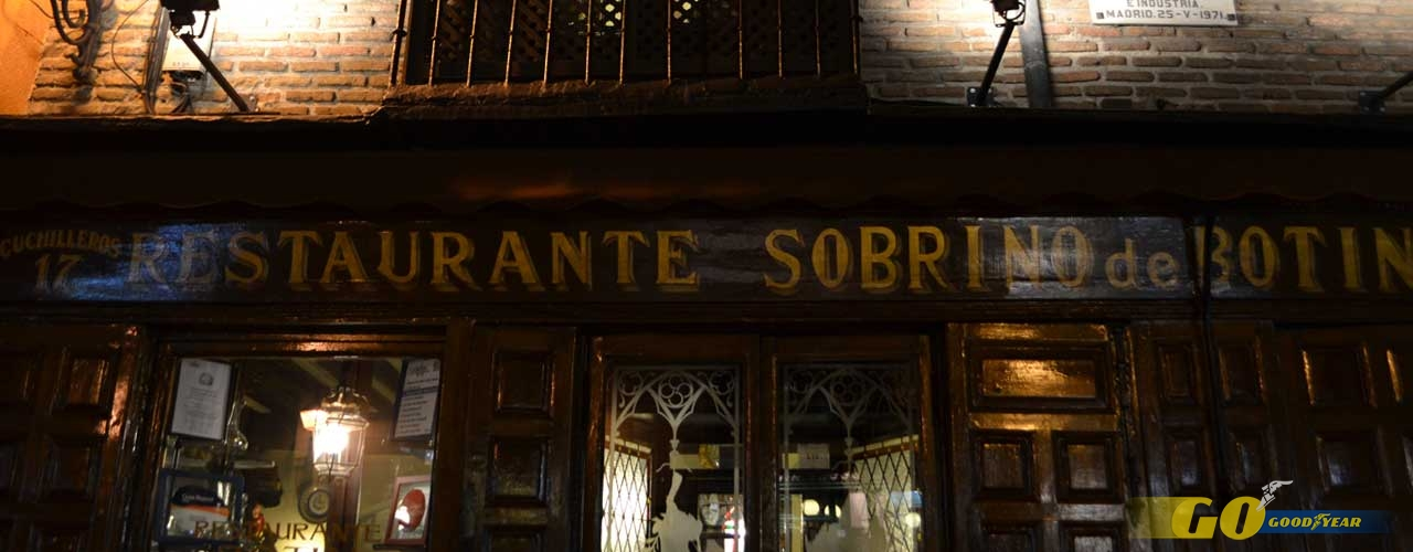 Restaurante Sobrino Botín
