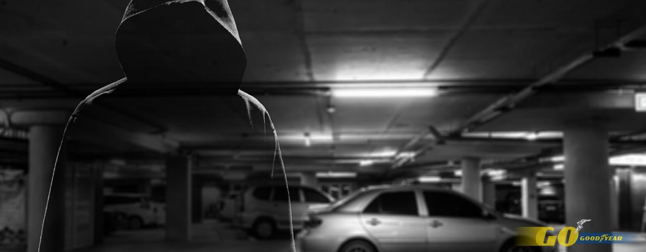 Evitar el robo del coche