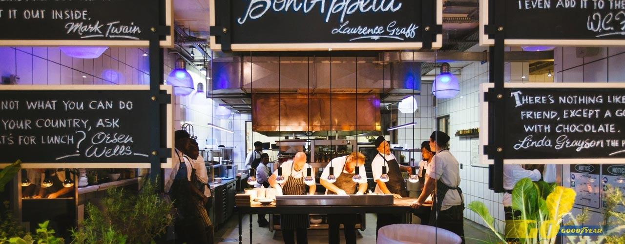 Mejores restaurantes de España
