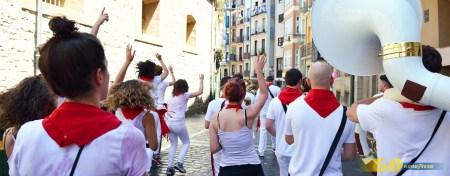 Vivir el San Fermín