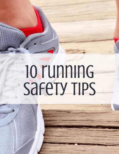 10 Running Safety Tips