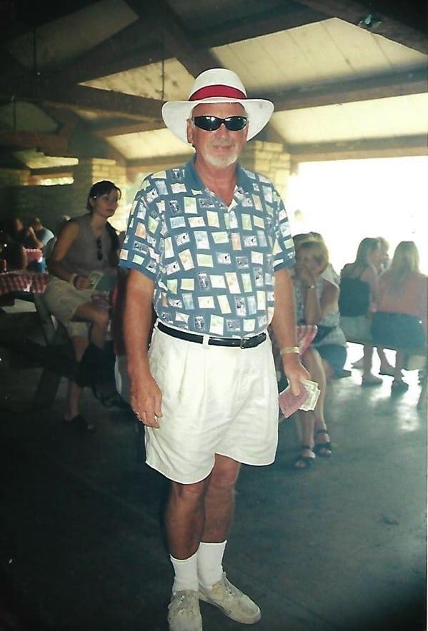 Grandpa Kilroy
