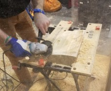 power tool carving