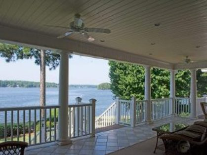 lake oconee luxury lakefront home for sale