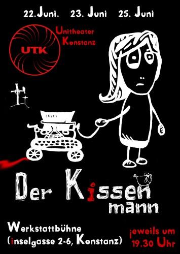 Kissenmann_Flyer_Vorderseite