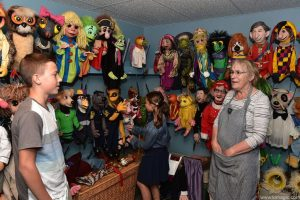 Puppet Gallery in Almonte