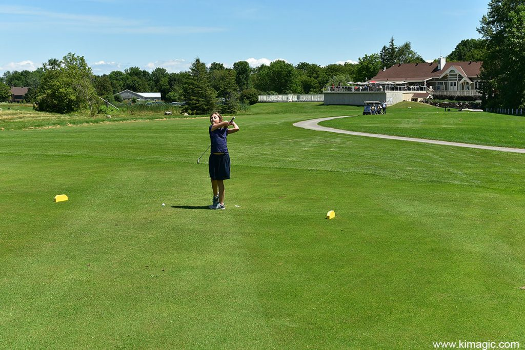Cranberry Golf Course in Collingwood Ontario