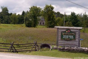 Wheelers Pancake House and Maple Syrup Museum in Lanark County