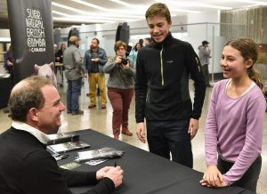 Book Signing event with movie director Ian McAllister