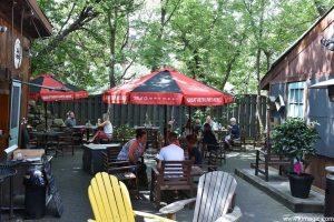 Rocky River Cafe, Perth, Ontario