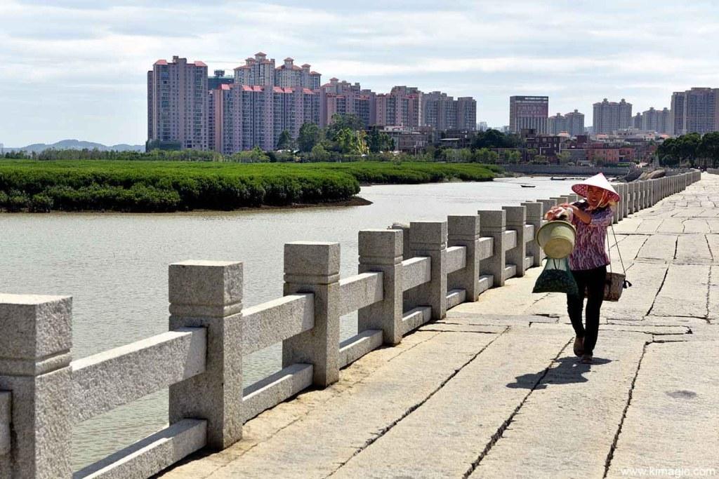 The Wan'an bridge