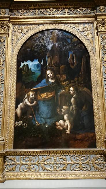 岩窟の聖母