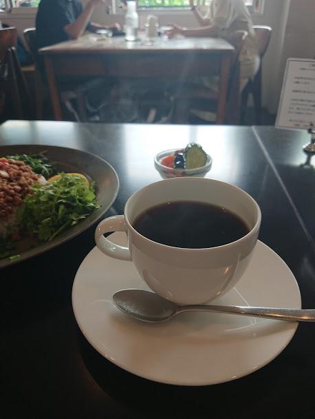 オクシモロンのコーヒー