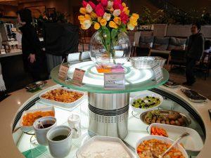 ホテルオークラJRハウステンボスの朝食