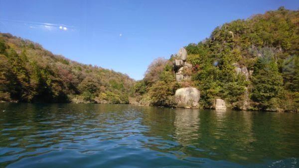 恵那峡めぐり