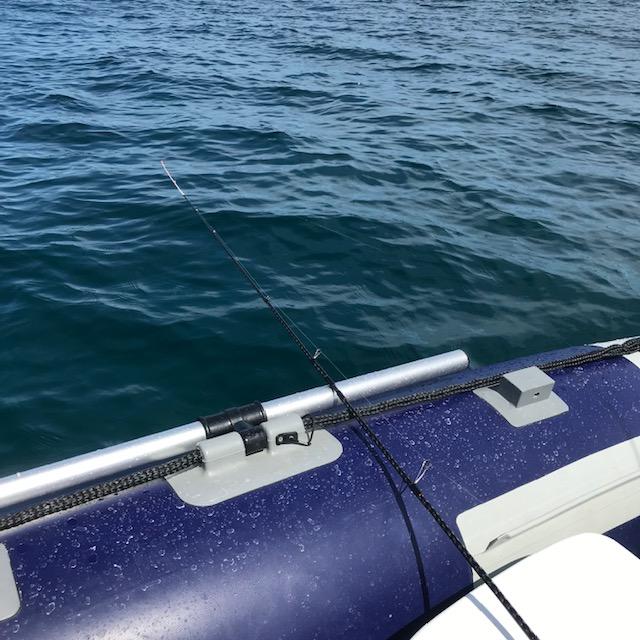 【初秋】2馬力ゴムボートエギング釣行