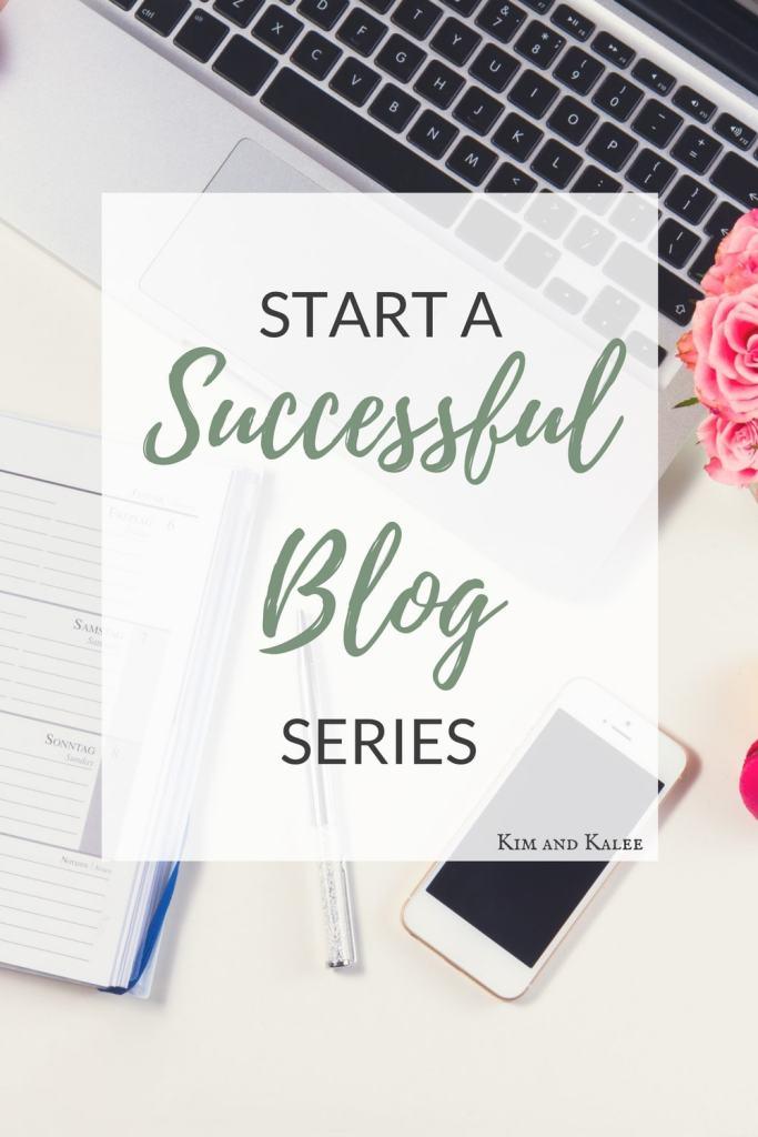 Start a Blog Series