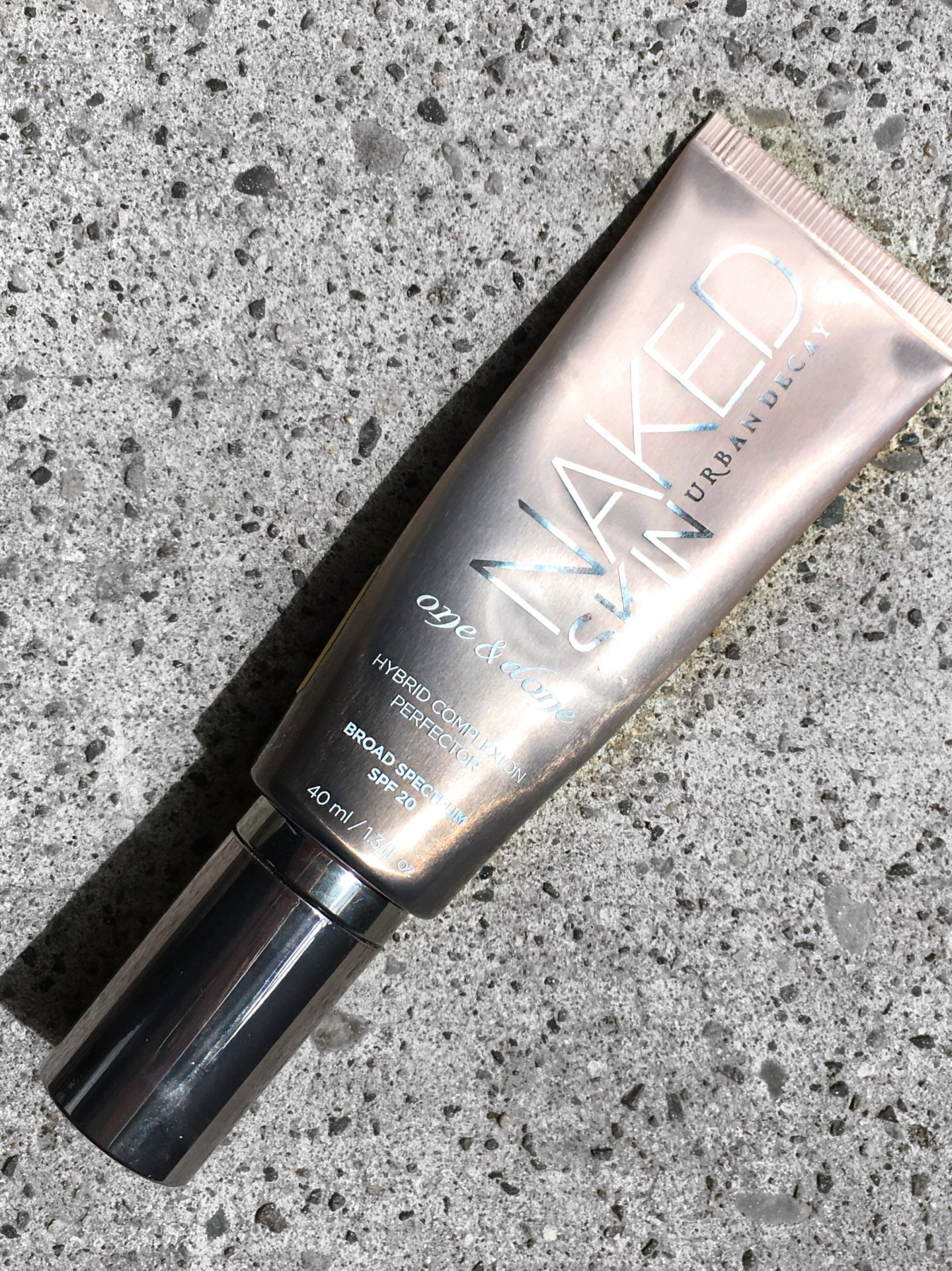 Urban Decay Naked Skin One & Done | KimandMakeup