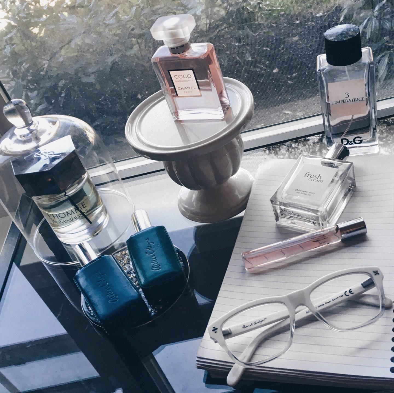 Ten Day & Night Fragrances