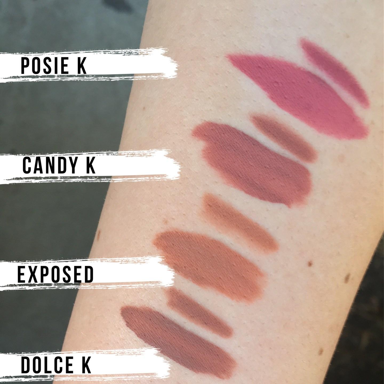 Kylie Cosmetics Lip Kits
