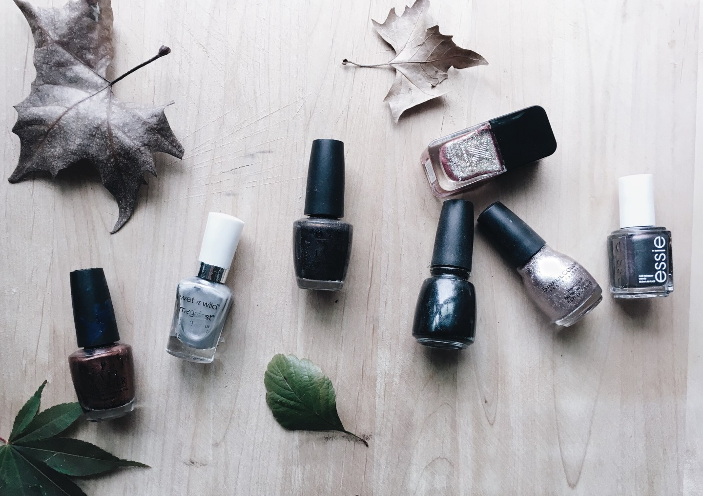 Fall/ Winter 2016 Nail Edit