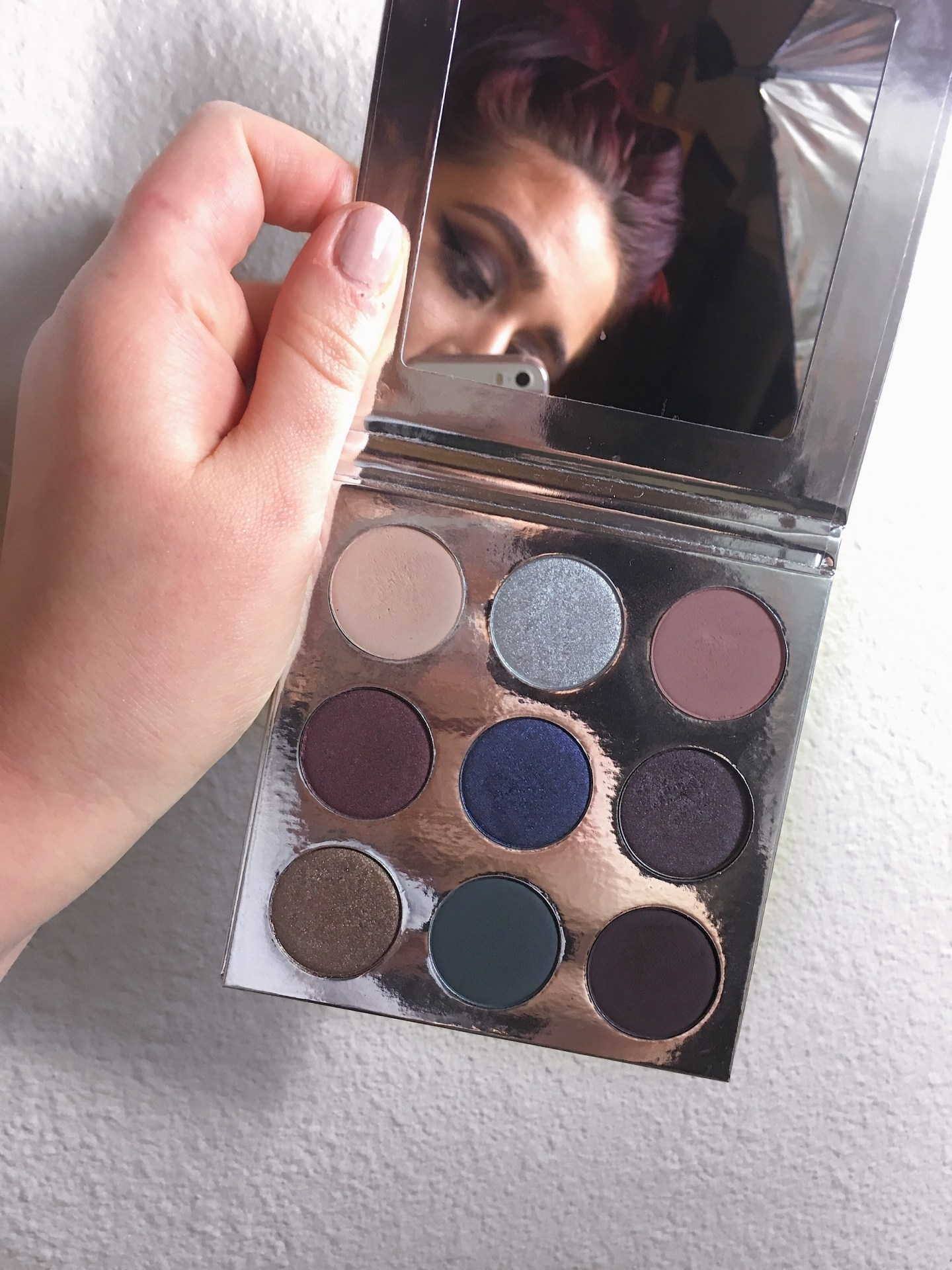 Kyshadow Holiday 2016 Palette Review