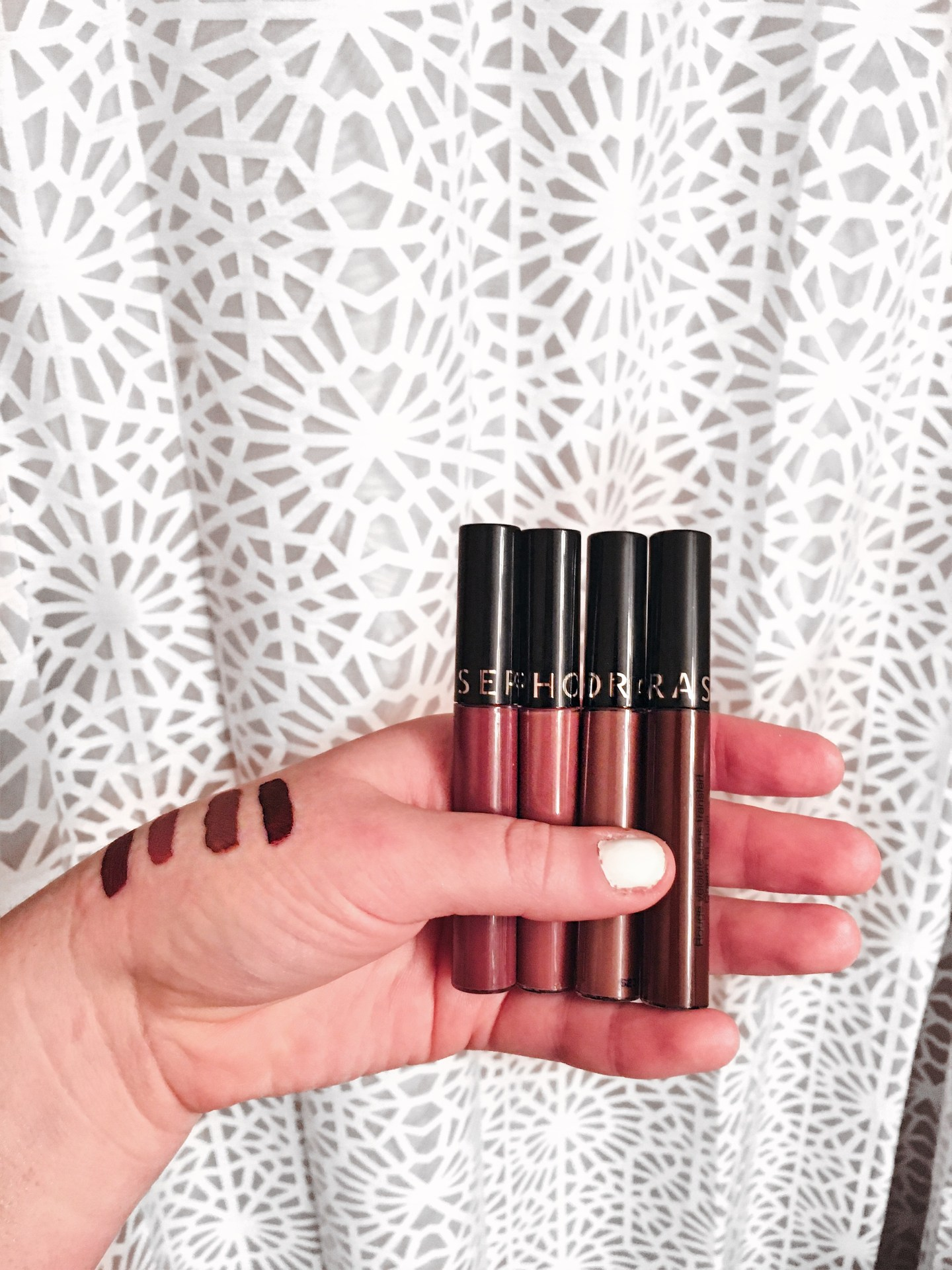Sephora Collection Cream Lip Stain Review & Swatches