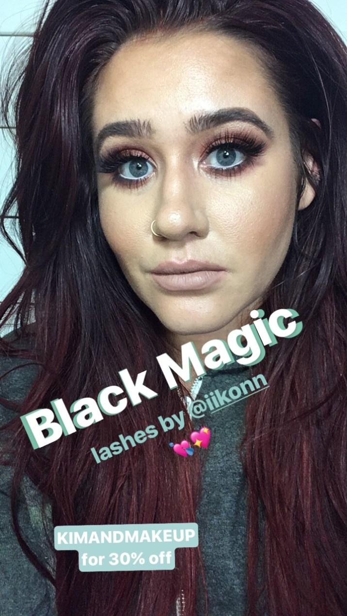 IIkonn Black Magic lashes