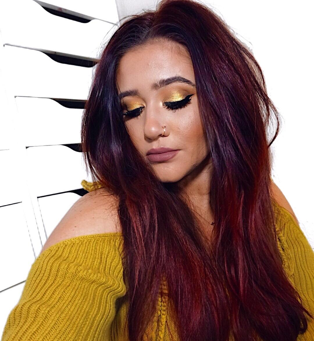 Fall Eyeshadow Obsession + Lip Combo I Love