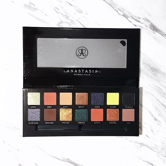 ABH Prism Palette Blog Review