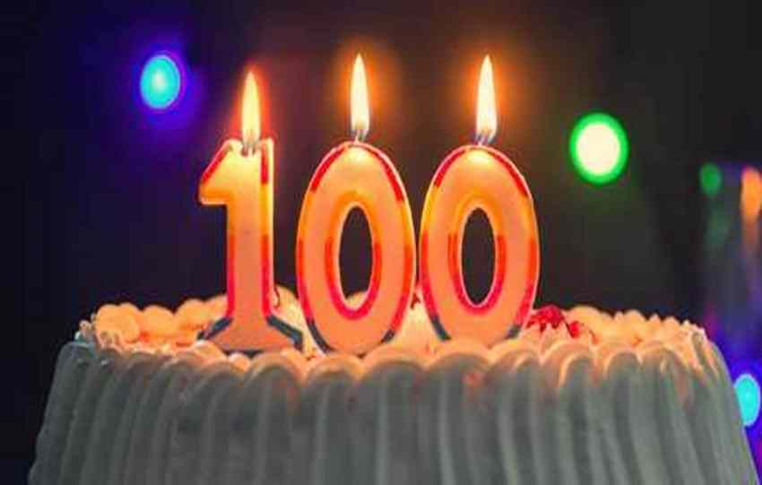 100 years of life