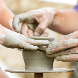 making-pottery-together