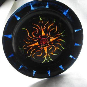 scratch-art-glass-plates