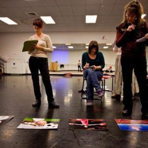 Artist Professional Development Workshop_The Field_Amy Caron 2