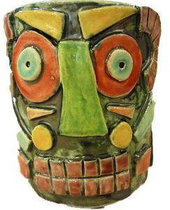 Creative Clay Masks Teen