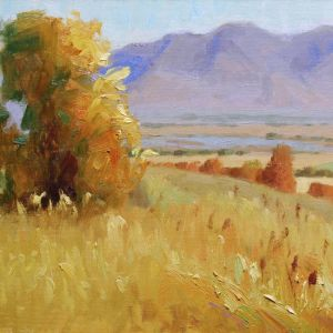 Drawing and Painting the Utah Landscape Painting_Michael Calles