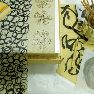 Encaustic Review_ Intro to Beeswax on Paper