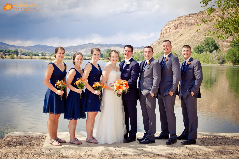 watson lake wedding photos
