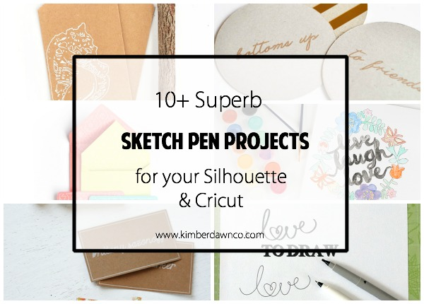 10+ Superb Sketch Pen Projects
