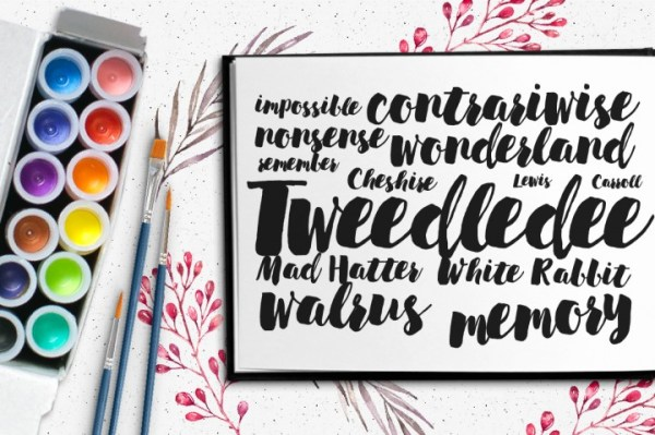 Favorite Fonts No. 7 | www.kimberdawnco.com