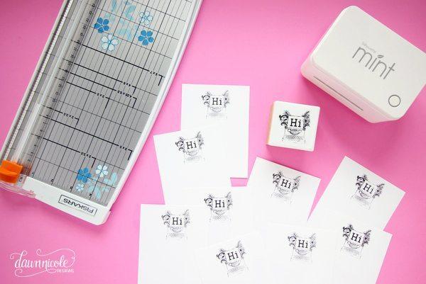 10+ Silhouette Mint Tutorials | www.kimberdawnco.com