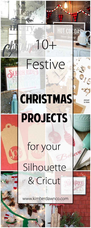 Cricut Christmas Crafts Part - 37: Kimberdawnco.com