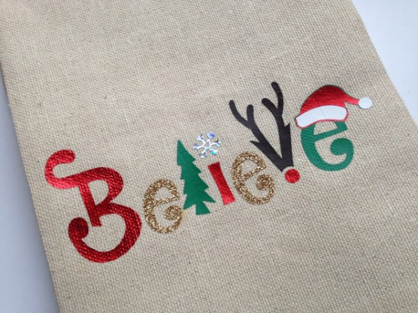 10+ Festive Christmas Projects for your Silhouette and Cricut   www.kimberdawnco.com